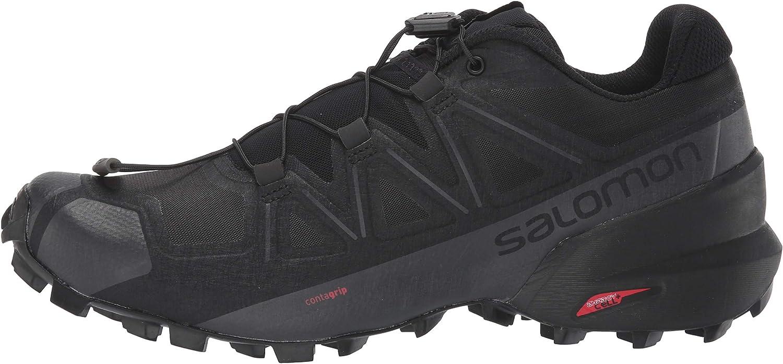 Salomon Womens Speedcross 5 W Trail Running Shoe