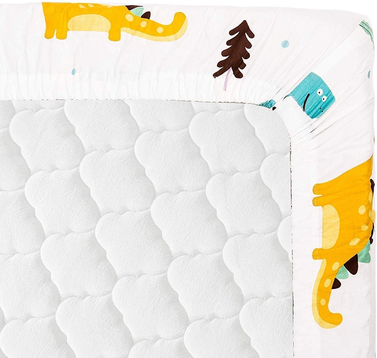 Gris La s/ábana ajustable para beb/és se adapta a la cama de 140 x 70