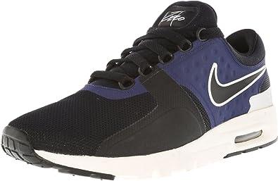 scarpe sportive donna Nike air max zero nero lOTvmLj