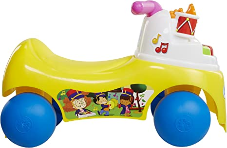 Amazon.com: Fisher-Price Little People Melody Maker Ride On ...
