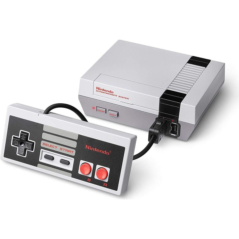 SNES and NES Nintendo Entertainment System Classic Bundle Region Free by Nintendo (Image #4)