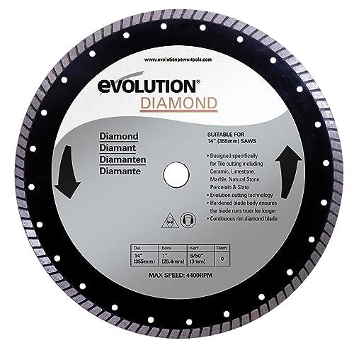 Evolution Power Tools 14BLADEDM