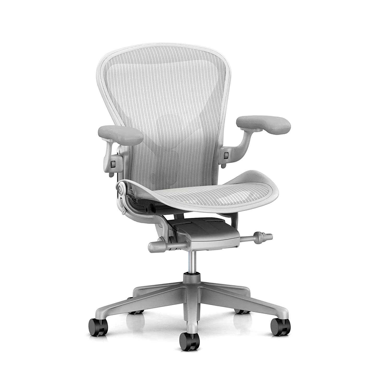 cheap for discount 3d13e c0b3e Amazon.com: Herman Miller Aeron Task Chair: Tilt Limiter ...
