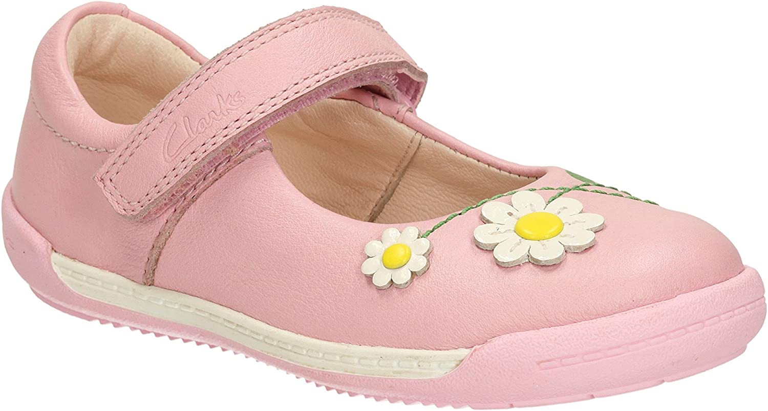 Clarks Infant Girls First Walking Shoes
