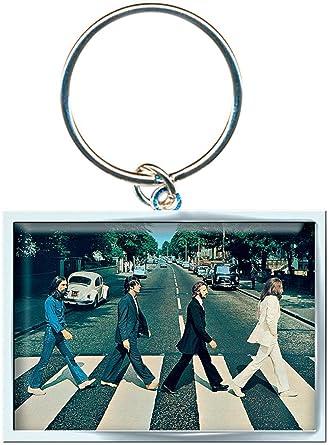Amazon.com: Rock Off Abbey Road Llavero: Clothing
