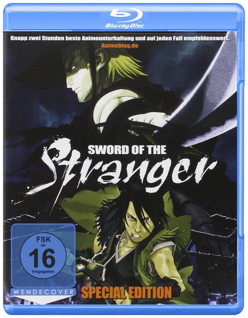 Sword of the Stranger [Alemania] [Blu-ray]: Amazon.es ...