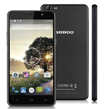 Siswoo C55 Smartphone 4 G teléfono móvil Android 5.1 Libre 5,5 ...