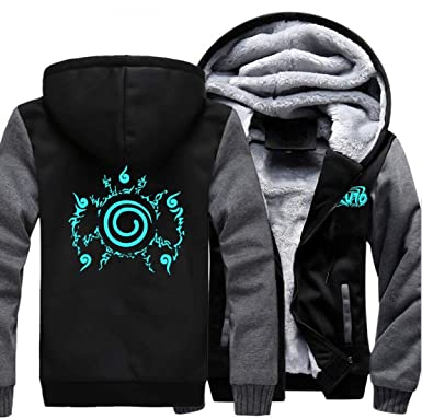 Amazon.com: WEEKEND SHOP Hoodie Anime Hoodie Naruto Sweatshirts Jacket Mens Hoodies Harajuku Naruto: Clothing
