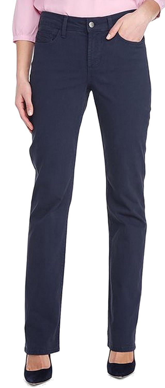 NYDJ Women's Petite Hayley Straight Jeans