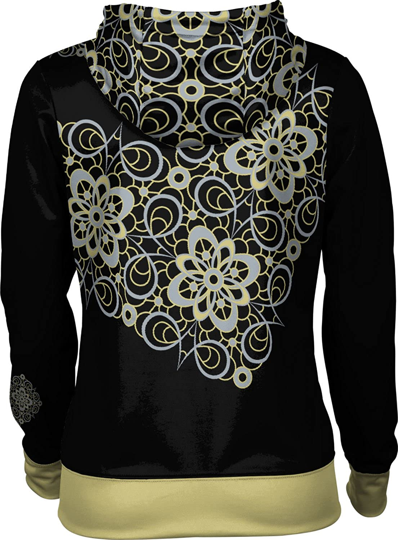 ProSphere Lindenwood University Girls Zipper Hoodie Foxy School Spirit Sweatshirt
