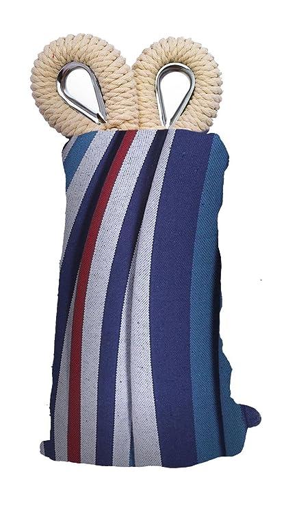 Amazon.com: Hamaca hecha de resistente transpirable algodón ...
