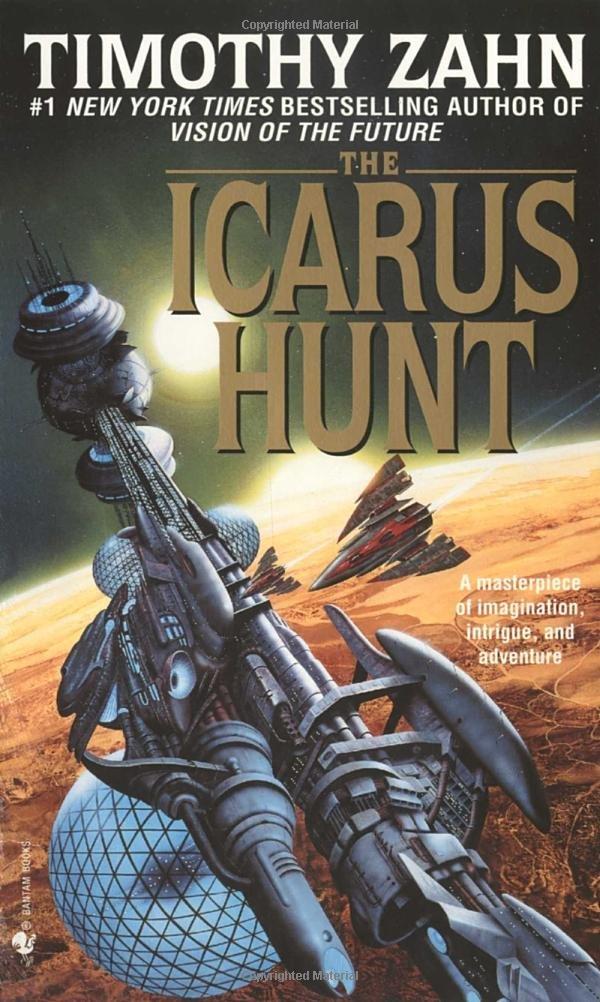 The Icarus Hunt: A Novel ebook