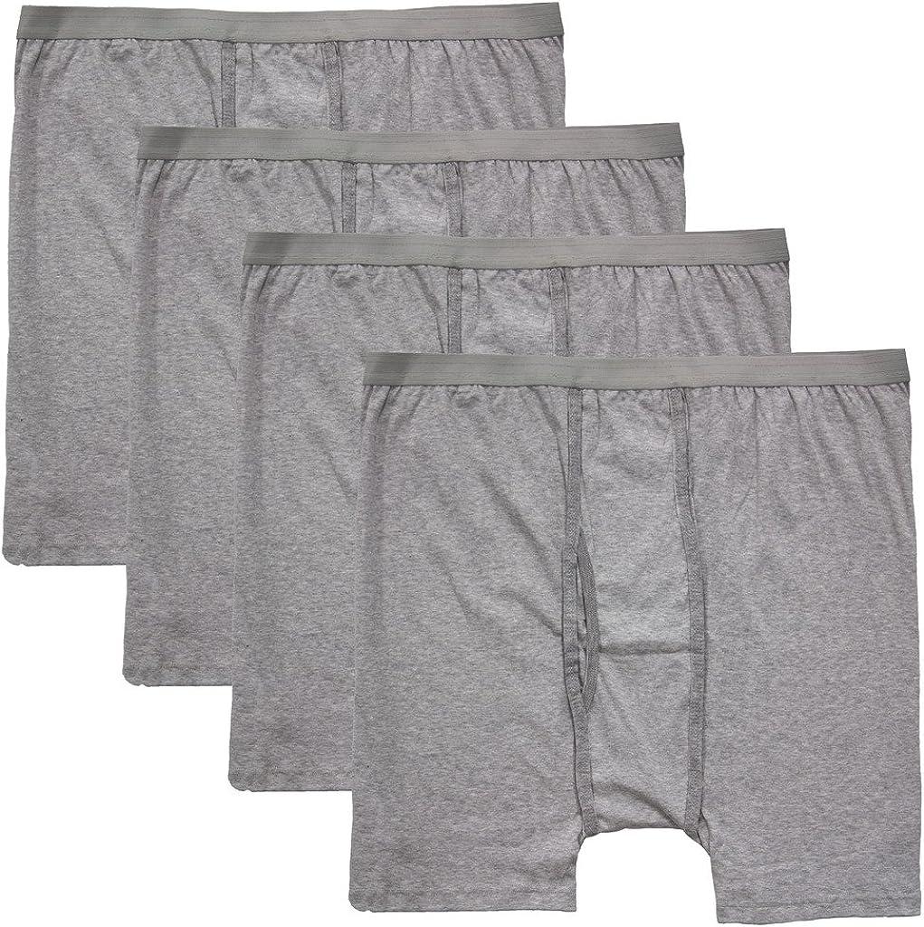 2 pair Big Mens Players Print Boxer Shorts 5X 58-60