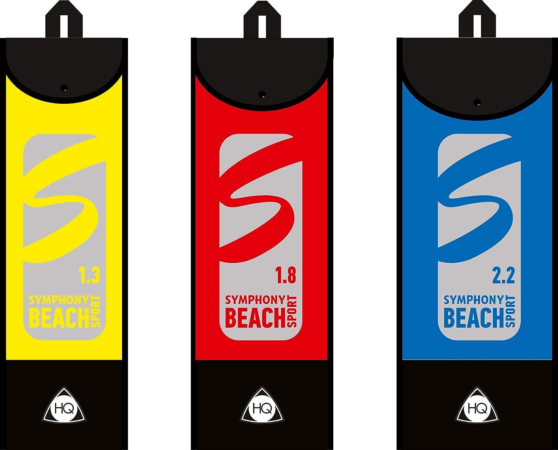 HQ Symphony Beach III 1.8 Sport Cerf-Volant Matelas Unisex-Youth Arc-en-Ciel 180 x 60 cm