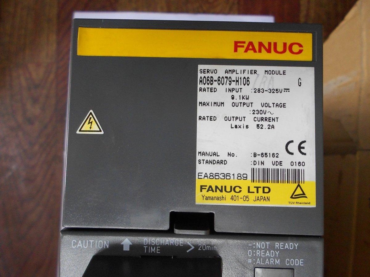 Fanuc Servo Drive Alarm Codes