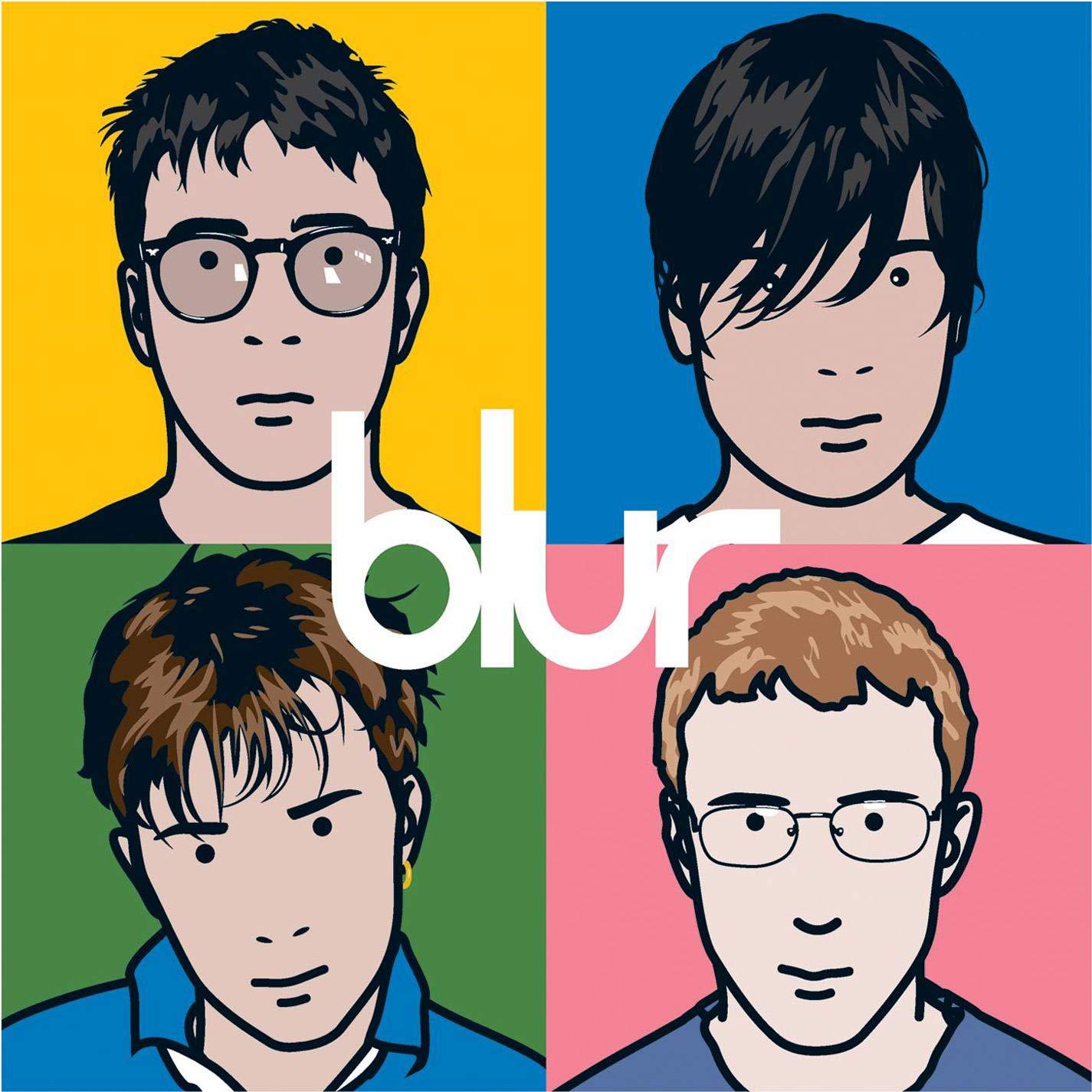 Vinilo : Blur - Blur: The Best Of (LP Vinyl)
