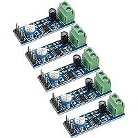 HALJIA 5 PCS LM386 Módulo Amplificador de Audio