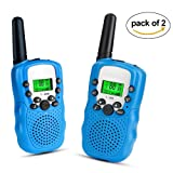 Amazon Price History for:Walkie Talkies, ZoiyTop 22 Channel Two Way Radio 3-5 Miles FRS/GMRS Handheld Mini Walkie Talkies for Kids ( 2 Pcs Blue)
