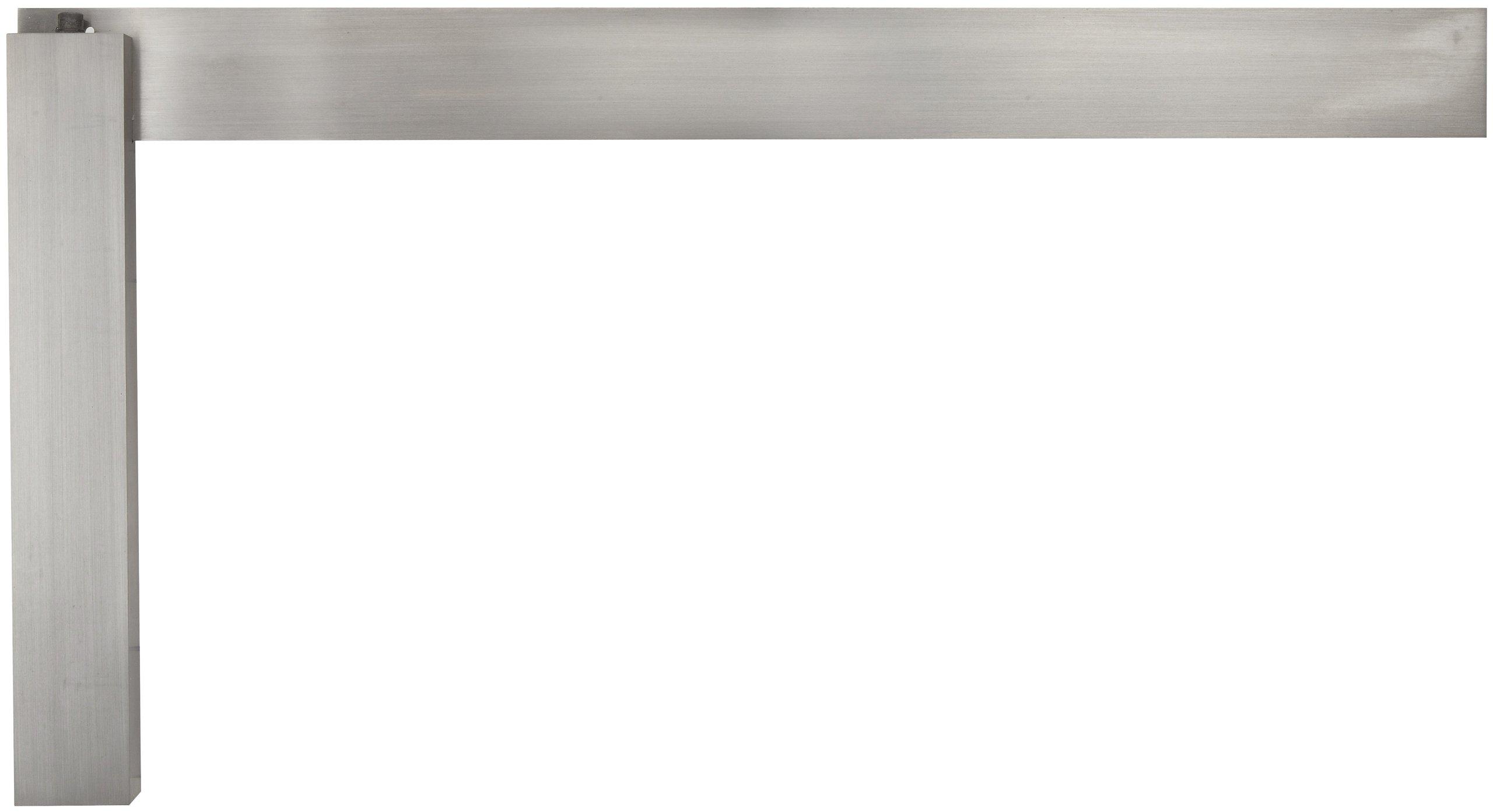 Starrett 20-36 Hardened Steel Master Precision Square, 20'' Beam Length, 24'' Blade Length