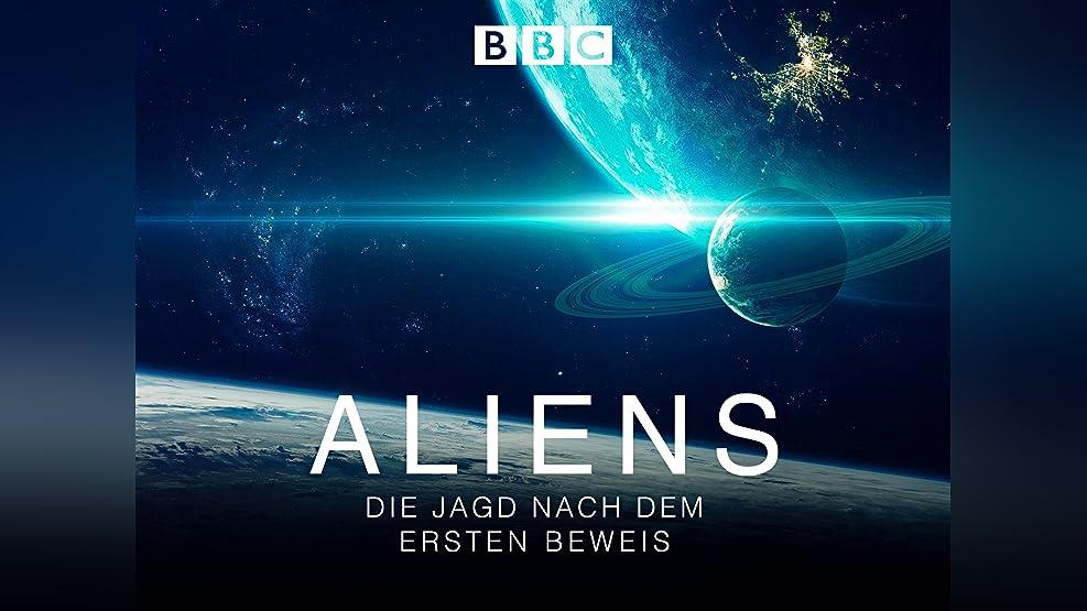 Aliens - Die Jagd nach dem ersten Beweis - Staffel 1 [dt./OV]