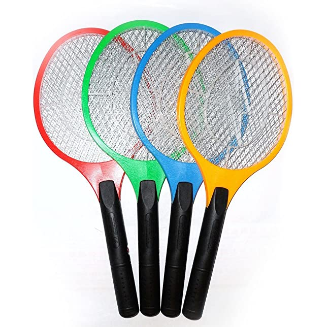 BJE Mosquito Killing Racket - Color May Vary