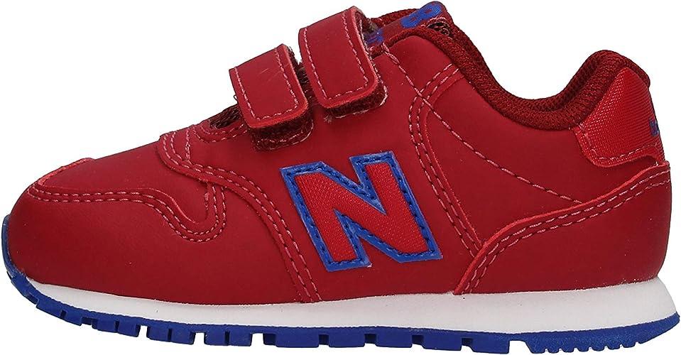 New Balance IV 550 da Baby Scarpe Sneakers Bordeaux da Bambino ...
