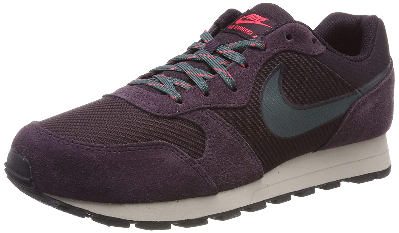 TALLA 40.5 EU. Nike MD Runner 2 Se, Zapatillas de Entrenamiento para Hombre