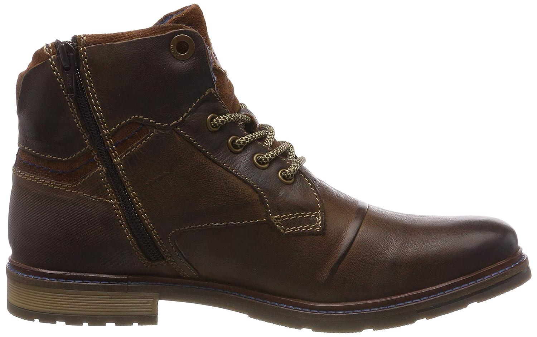 Bugatti Herren 321622333200 Klassische Stiefel, 6100) Braun (Dark Brown 6100) Stiefel, 8ae689