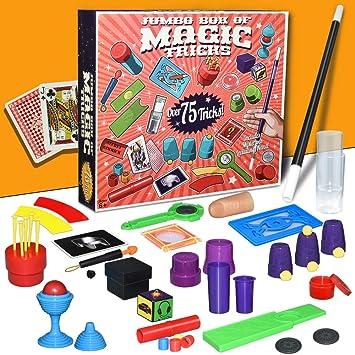 KITY Niños 6-10 Años,Kit de Magia Rgalos para Niños de 5-10 ...