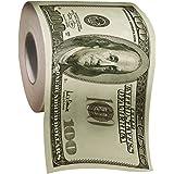 IIV Treasure Gurus Roll of Toilet Paper One Hundred Dollar Bill $100