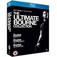 The Ultimate Bourne Collection [Reino Unido] [Blu-ray]