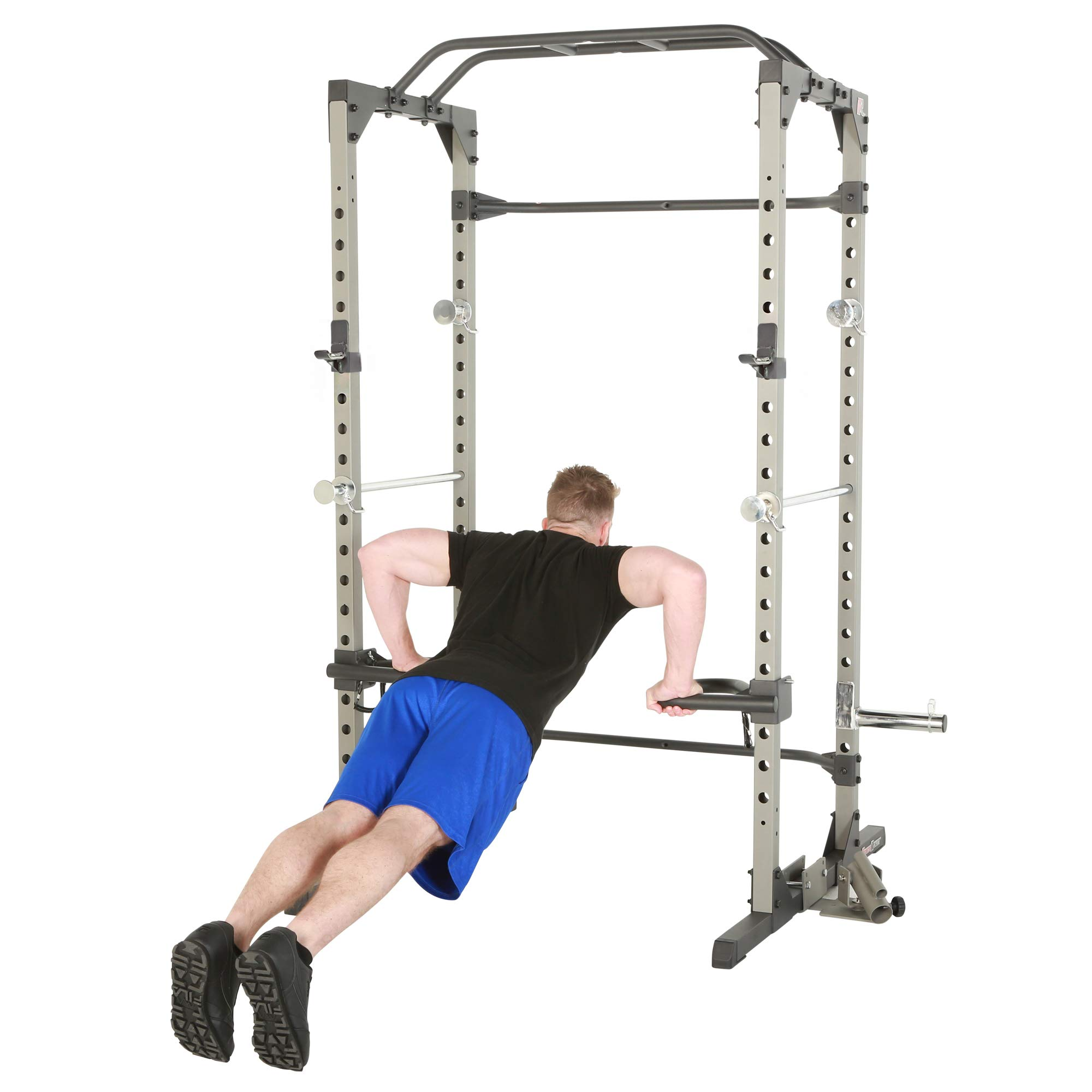 Fitness Reality 2819 Attachment Set for 2''x2'' Steel Tubing Power Cages by Fitness Reality (Image #10)