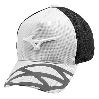 Mizuno - Gorra de Golf para Hombre, diseño de Malla, Color Negro ...