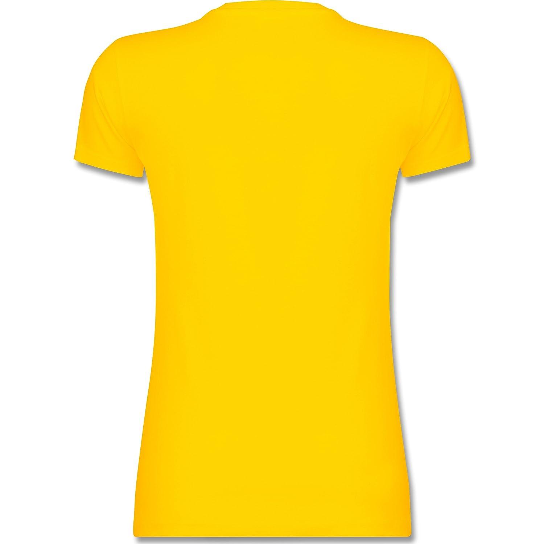 Damen Tshirt und Frauen T-Shirt Dirndl is dreckad Shirt statt Dirndl Oktoberfest Damen