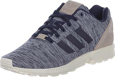 adidas Originals Herren Schuhe/Sneaker ZX Flux Schwarz 55 2/3