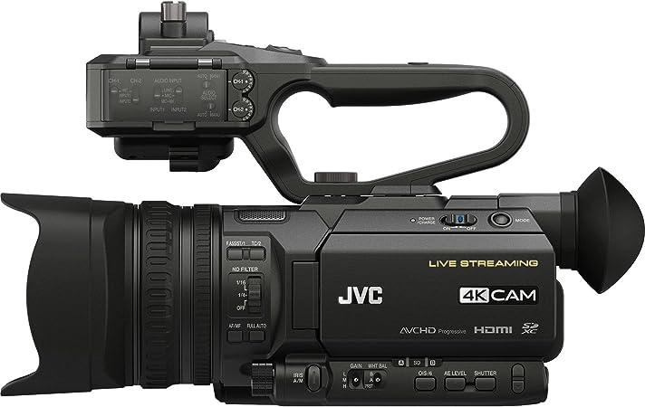 JVC GY-HM250U product image 9