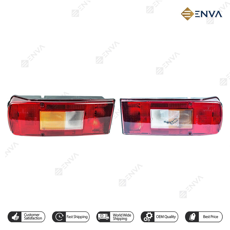 /20507624 Lato posteriore coda lampada luce stop Schlemmer presa//connettore 20507627/
