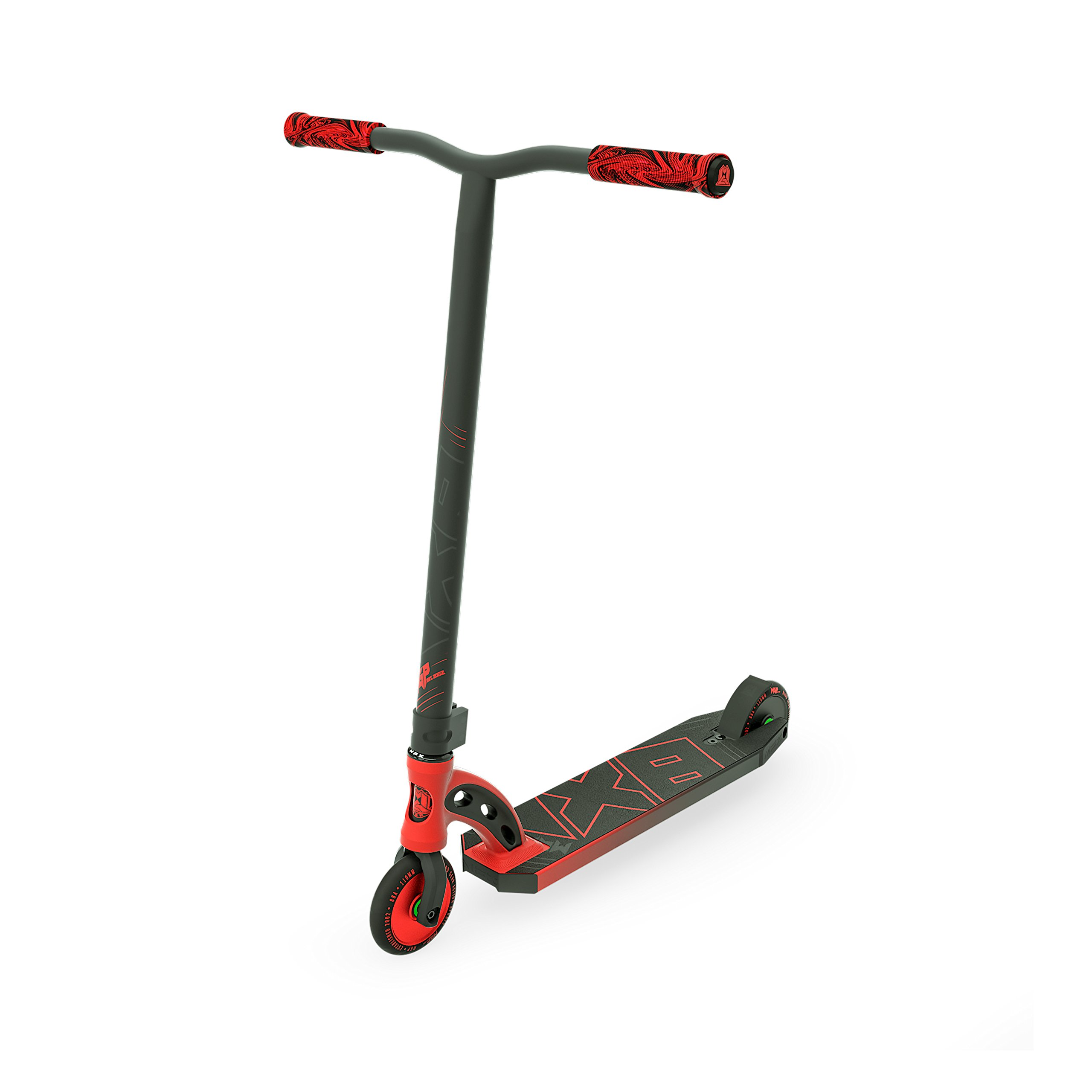 Madd Gear MGP VX8 Freestyle Pro Scooter - Red/Black by Madd Gear