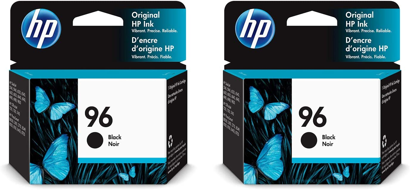 Ink Cartridge C8767WN 96 2 Pack Black