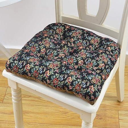 Cushion Cojines para Sillas,Juego de 4 Cojines para Interior