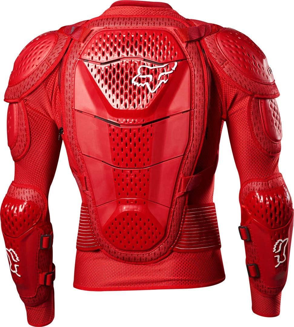 Titan Sport Jacket Flame Red