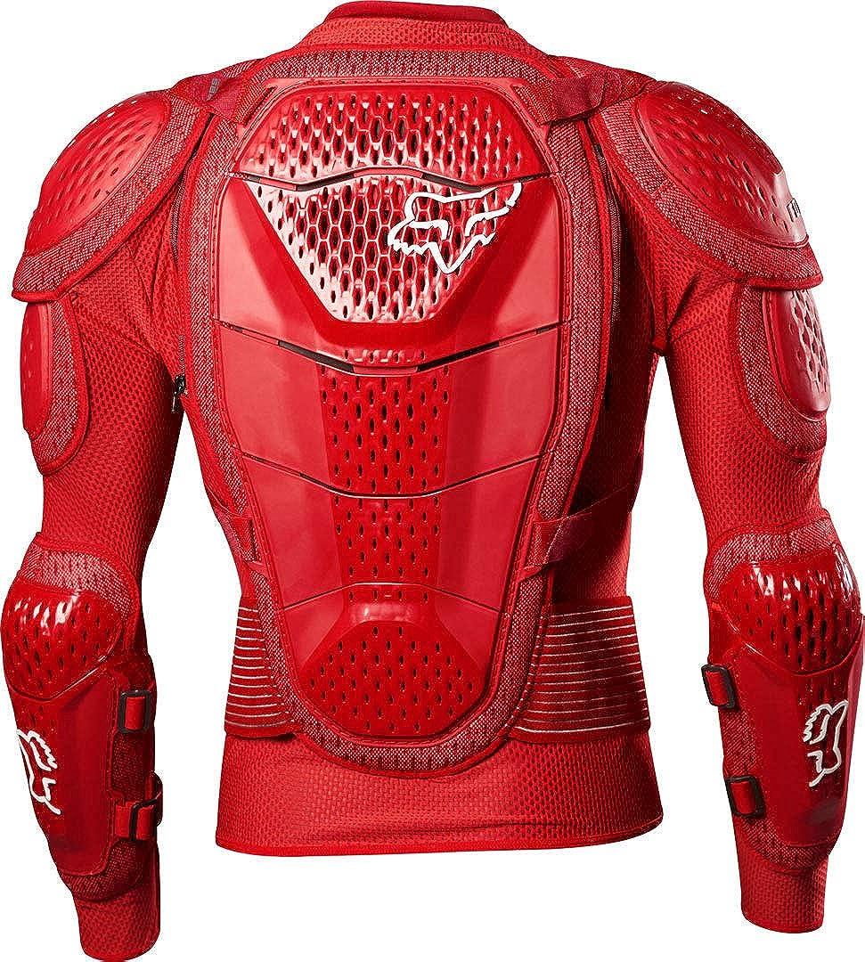 Fox Unisex Adult Titanium Sport Jacket Guards