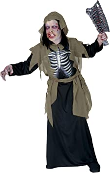 WIDMANN Widman - Disfraz de halloween para niño, talla 11-13 años ...