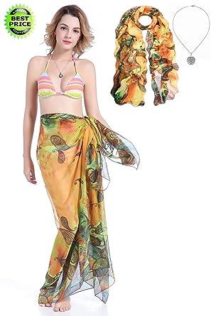 Amazon Dodaug Sarong Wrap Cover Upwomens Gifts For Mom Beach