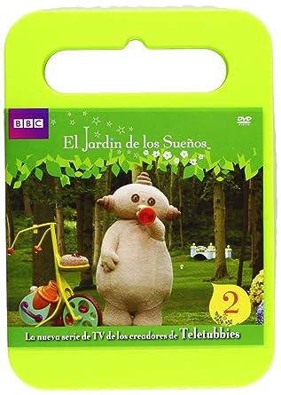 El Jardin De Los Suenos Vol 2 Dvd Amazon Es Andrew Davenport