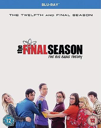 Amazon Com The Big Bang Theory Season 12 Blu Ray 2019 Region Free Movies Tv