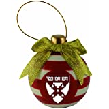 Harvard University -Christmas Bulb Ornament