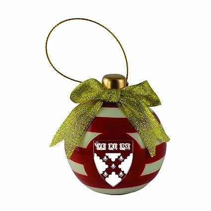Harvard University -Christmas Bulb Ornament - Amazon.com: Harvard University -Christmas Bulb Ornament: Home & Kitchen