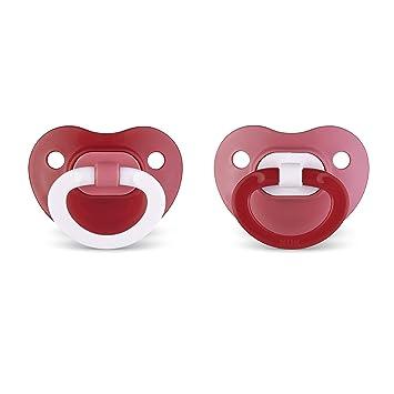 Amazon.com: NUK - Chupete ortopédico para niña de 6 a 18 ...