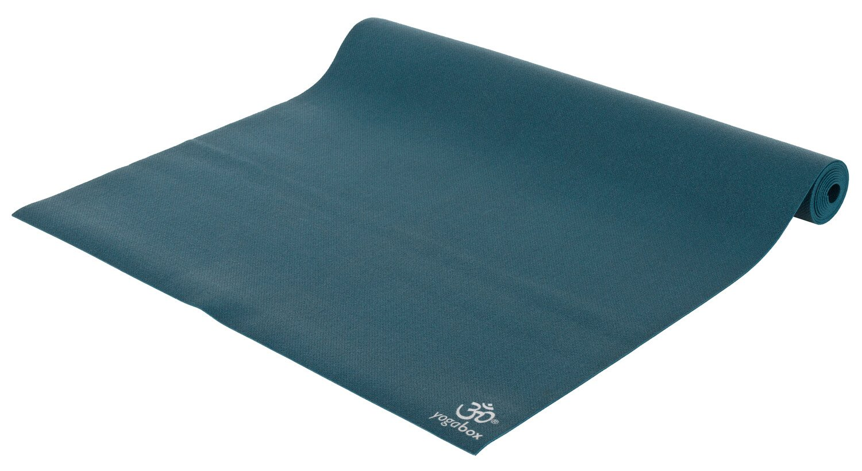 Yogabox Estera de Yoga Superlight Viaje Mat, púrpura: Amazon ...